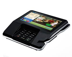 MX 915 Multimedia Payment Solution  Verifone