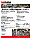 Staging and Deployment Information Sheet