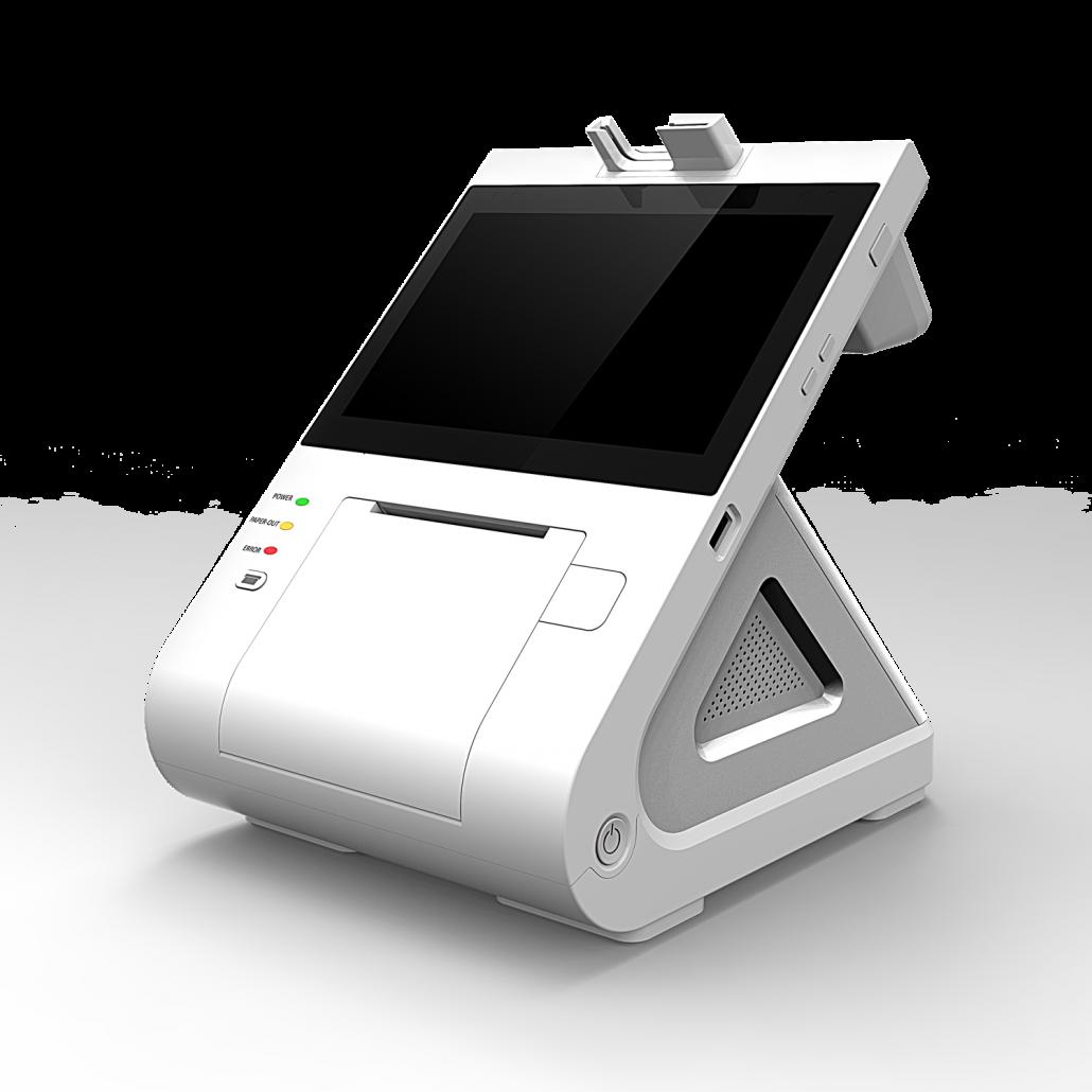 PAX E500 Integrated Smart Terminal