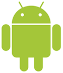 The Android robot.