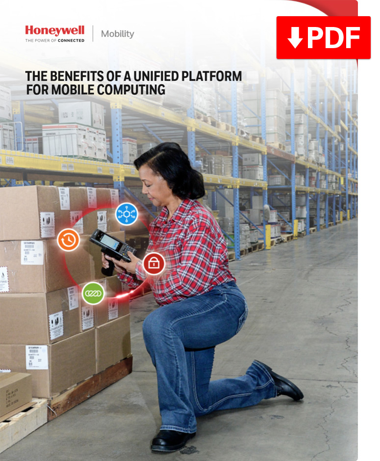 Honeywell Mobility. The Benefits of a Unified Platform for Mobile Computing.
