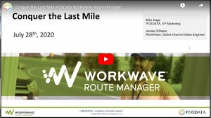 WorkWave Webinar - Route Manager