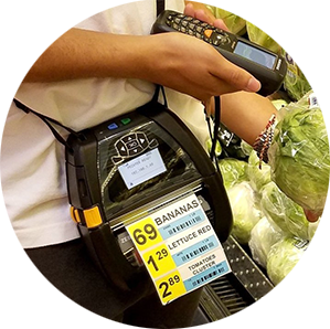 Price Label printing
