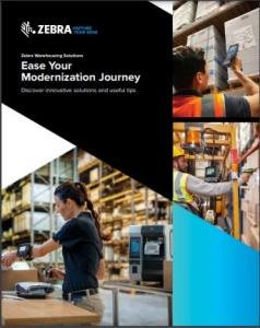 Zebra Warehouse Maturity Model
