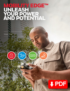 Honeywell Mobility Edge solution brief